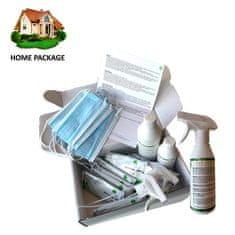 CleanShield Dezinfekční balíček + 10 roušek ZDARMA