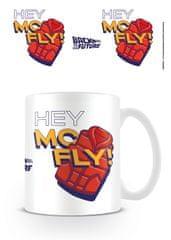 Back To The Future Hrnek Návrat do budoucnosti - HEY McFLY 315ml
