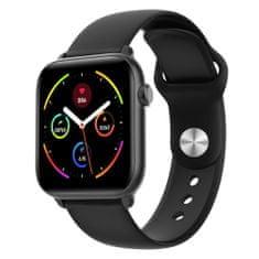 Smartomat Squarz 8 Pro, čierna, smart hodinky (smartwatch)