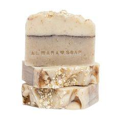 Almara Soap Ovesný koláč - přírodní tuhé mýdlo