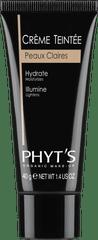 Phyt's Phyt's - Barvící denní krém - světlý, Créme Teintée - Peaux Claires, 40g