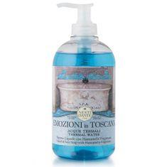 Nesti Dante přírodní tekuté mýdlo Emozioni in Toscana, Termální voda 500 ml