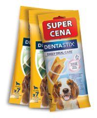 Pedigree Dentastix pro psy středních plemen více příchutí výhodné balení 540 g