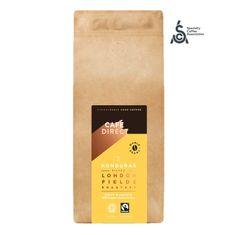 Cafédirect BIO zrnková káva Honduras SCA 83 s tónmi karamelu a orieškov 1kg