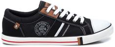XTI Férfi sportcipő 49651 Black