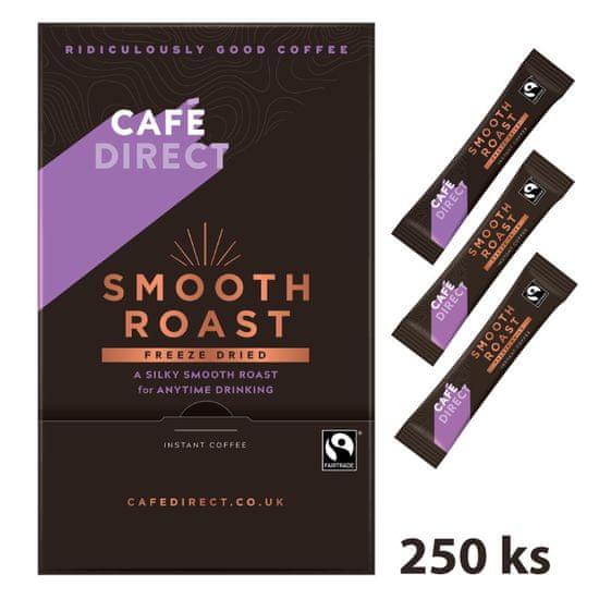 Cafédirect Smooth Roast instantná káva 250 x 1,5 g