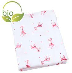 ByBoom Dětská deka 70x100 cm - BIO bavlna s motivy