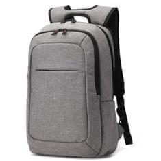 Tigernu Pánský studentský batoh 3090 Šedý