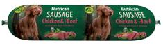 Nutrican Sausage Chicken & Beef 12x800 g