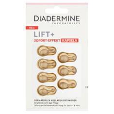 Diadermine Zpevňující kapsle s okamžitým efektem Lift+ 7 ks