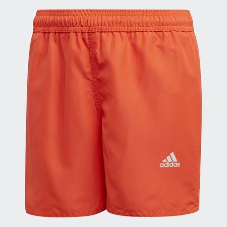 Adidas Fiú fürdőruha YA BOS BOXER, 116, piros