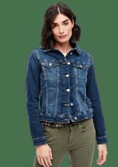 s.Oliver dámska džínsová bunda 04.899.51.6087