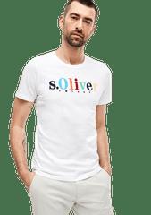 s.Oliver pánske tričko 13.003.32.4737