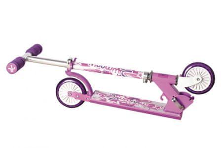 Authentic Összecsukható roller, 120 mm-es kerékátmérővel, rózsaszín