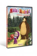 DVD Máša a medvěd 4