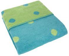 ByBoom Dětská deka 75x100 cm - bavlněný fleece se vzorem