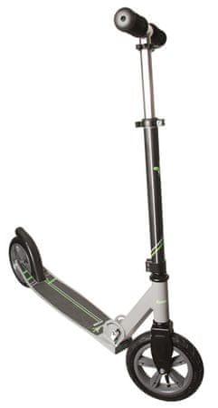 Authentic Összecsukható roller, 205 mm-es felfújható kerekekkel