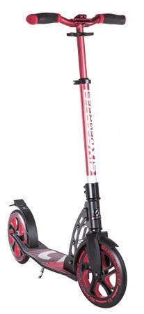 Authentic Összecsukható roller Six Degrees, 230 mm és 215 mm-es kerekekkel