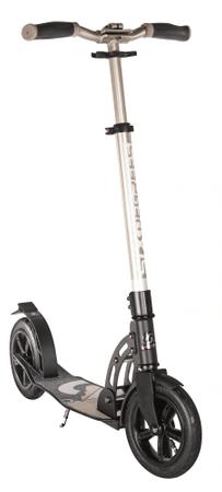 Authentic Összecsukható roller Six Degrees, 205 mm-es felfújható kerekekkel