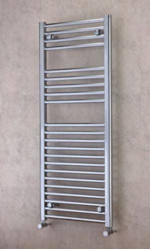 Očenášek Koupelnový radiátor BXIT 950/750 nerezový, prohlý maximální výkon 482 Wattů, středové připojení