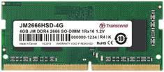 Transcend 4GB DDR4 2666 SO-DIMM