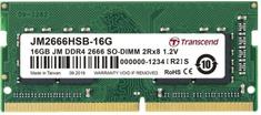 Transcend 16GB DDR4 2666 SO-DIMM