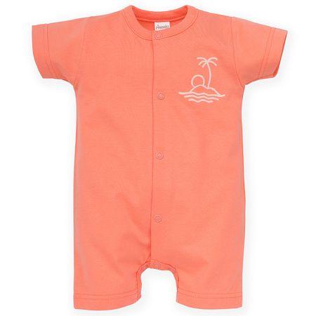PINOKIO otroški pajac Sun&FUN, 68, oranžen