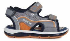 Geox sandały chłopięce TODO B020GA_014BU_C0036