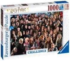 Ravensburger puzzle Challenge Harry Potter 1000 elementów