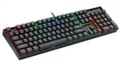 Redragon K551 Mitra RGB gaming tipkovnica