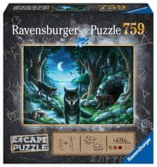Ravensburger Puzzle Exit Puzzle: Farkas 759 db