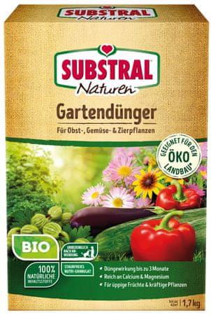 Naturen Naturen bio univerzalno gnojivo za vrt, 1,7 kg