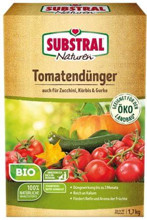 Naturen Prirodno bio gnojivo za rajčice i drugo voće, 1,7 kg