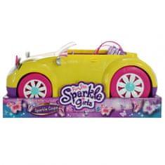SPARKLE GIRLZ avto, rumene barve