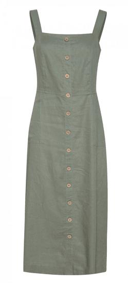 b.young dámske šaty Dream 20807769 42 zelené