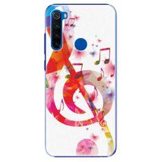iSaprio Plastový kryt - Love Music pro Xiaomi Redmi Note 8T