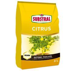 Substral zemlja za citruse, 3L