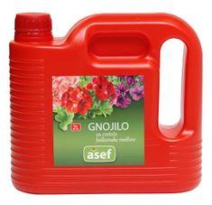 Asef Asef tekoče mineralno gnojilo za balkonske rastline, 2000 ml