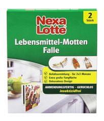 Nexa Lotte feromonski mamac za moljce u hrani, 2 kom