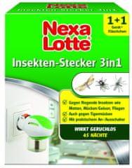 Nexa Lotte otpornik za zaštitu od letećih insekata 3 u 1
