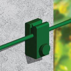 Ramda Nosač žice za betonske stupove, 100 komada (RA 895127)