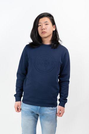 Trussardi Jeans bluza męska 52F00109-1T003820 S ciemnoniebieska