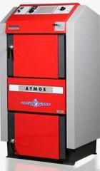 Atmos Zplyňovací kotel na dřevo ocelový ATMOS DC 32 GS, výkon 32 Kw