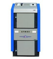 Atmos Zplyňovací kotel na dřevo ocelový ATMOS DC 100, výkon 99 Kw