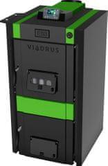 Viadrus Zplyňovací kotel na dřevo litinový VIADRUS HERCULES E68, 6 článků, 18 kW