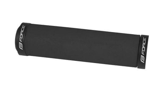 Force Silikonová madla - gripy BOND - více barev - černá