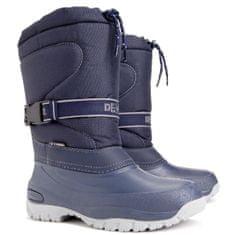 Demar Dámské sněhule Demar CROSS 1416 B modrá Velikost: 36