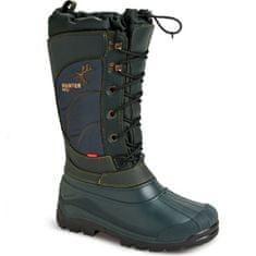 Bighorn Lovecká zimní obuv HUNTER PRO 3811 zelené