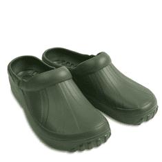 Demar Dámské pantofle Demar NEW EVA CLOG 4822 zelená Velikost: 36