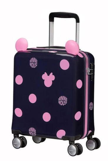 Samsonite Dětský cestovní kufr Color Funtime Disney Minnie 22 l černá